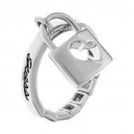 Dámský prsten Guess UBR81027-S (21,3 mm)