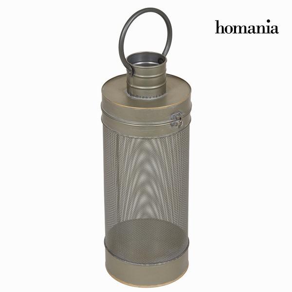 Svjetiljka Železo Měd (49 x 18 x 18 cm) - Art & Metal Kolekce by Homania