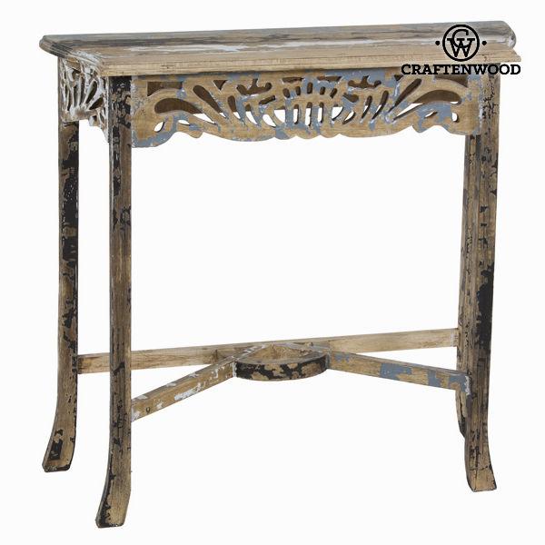 Halový stolek ze škrábaného dřeva - Poetic Kolekce by Craftenwood