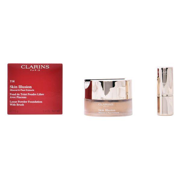 Práškový make-up Clarins 71696