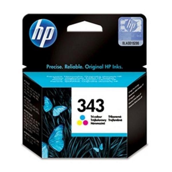 Originální inkoustové náplně Hewlett Packard C8766EE Tříbarevná