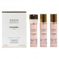 Souprava sdámským parfémem Coco Mademoiselle Chanel (3 pcs)