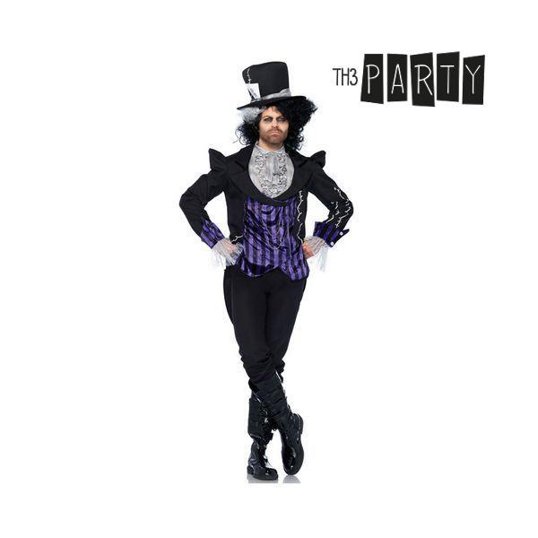 Kostium dla Dorosłych Th3 Party Szalony kapelusznik - M/L