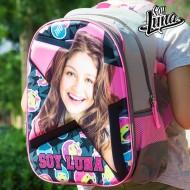 Plecak Szkolny 3D Jestem Luna
