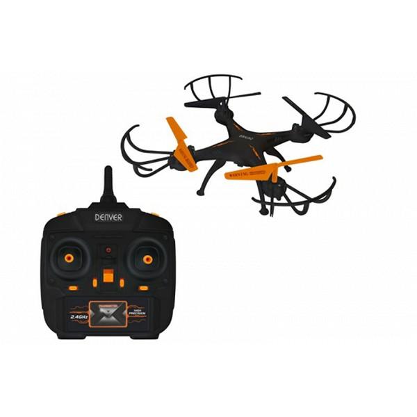 Dron Denver Electronics 222679 380 mAh Černý Oranžový