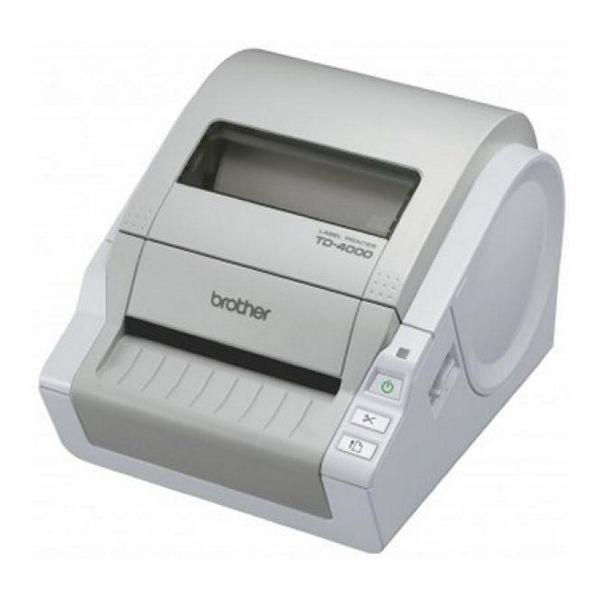 Tiskárna na Štítky USB/Sériová Brother TD4000ZX1