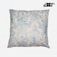 Poduszka Niebieski (45 x 45 cm) - Cities Kolekcja by Loom In Bloom