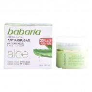 Krém proti vráskám Aloe Vera Babaria (50 ml)