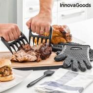 Pazury do Mięsa z Rękawicami i Pędzlem InnovaGoods