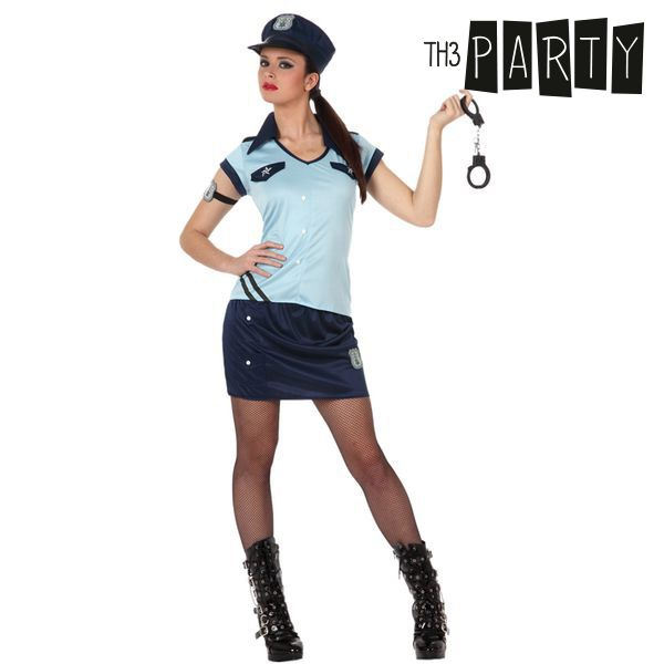 Kostým pro dospělé Th3 Party Policajt - M/L