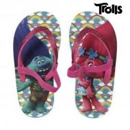 Klapki Trolls 3433 (rozmiar 35)