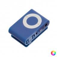 Kapesní  Mini FM rádio se sluchátky - Modrý