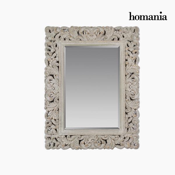 Lustro Żywica syntetyczna Szkło fazowane (86 x 4 x 66 cm) by Homania