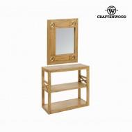 Consolă pentru intrare cu oglindă ios - Village Colectare by Craftenwood