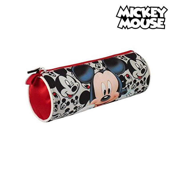 Válcové školní pouzdro Mickey Mouse 12141