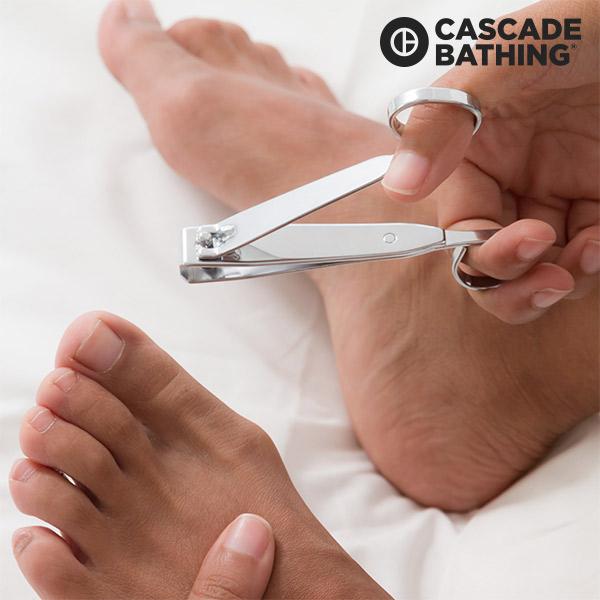 Skládací Kleštičky na Nehty Perfect Scissor·Clip (2 kusy)
