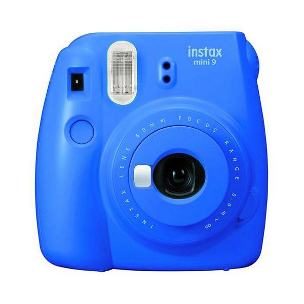 Aparat Błyskawiczny Fujifilm Instax Mini 9 Niebieski electric
