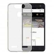Puzdro na mobil Zte Blade V8 Mini Flex TPU Transparentná
