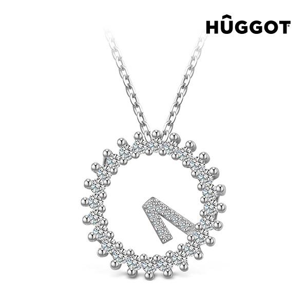 Přívěsek ze sterlingového stříbra 925 se zirkony Only One Hûggot (45 cm)