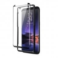 Kryt displeje mobilu z tvrzeného skla Galaxy S8 Plus REF. 140324 Transparentní