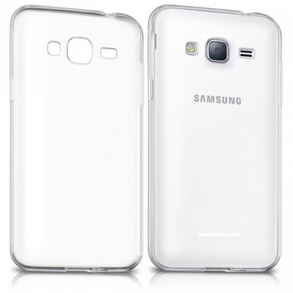 Pouzdro na mobilní telefon Samsung 222672 Samsung J3 Gel Newark Transparentní