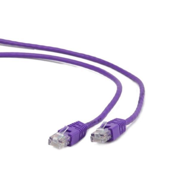 Kabel Kategorie 6 FTP iggual IGG309872 2 m Fialový