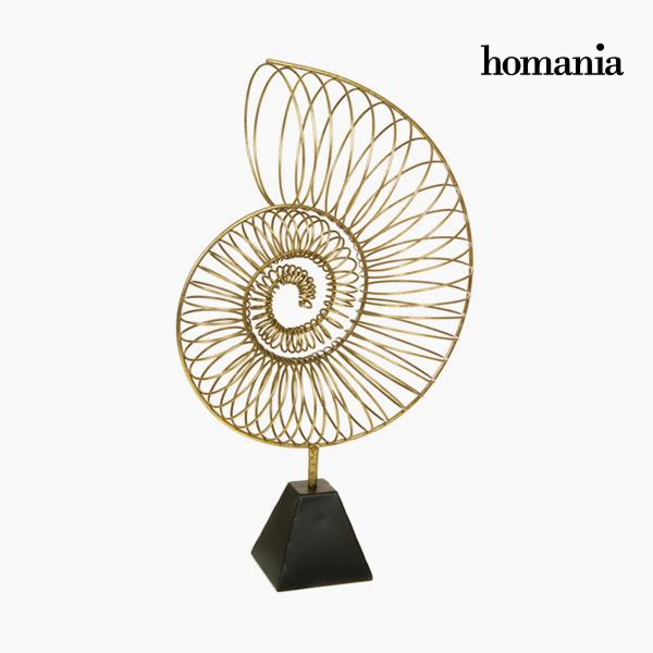 Dekorativní postava Šnek Zlato by Homania