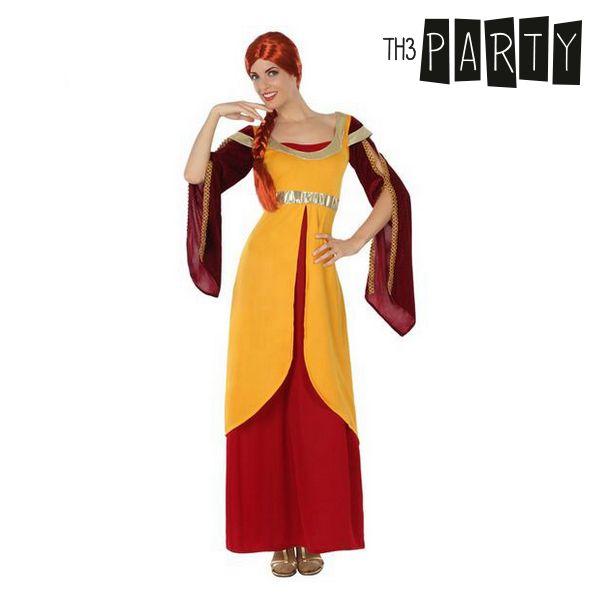 Kostým pro dospělé Th3 Party Středověká dáma - XL