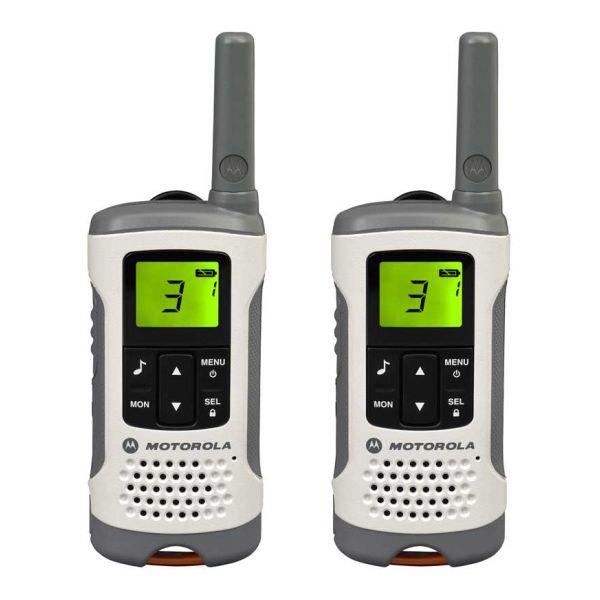 Přenosná vysílačka Motorola TLKR T50 Bílý