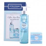 Souprava sdámskou kosmetikou Aqua L´occitane (2 pcs)