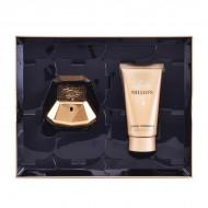 Souprava sdámským parfémem Lady Million Paco Rabanne (2 pcs)