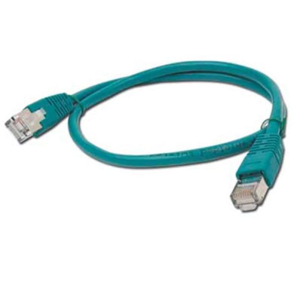 Kabel Kategorie 6 FTP iggual IGG309834 3 m Zelená