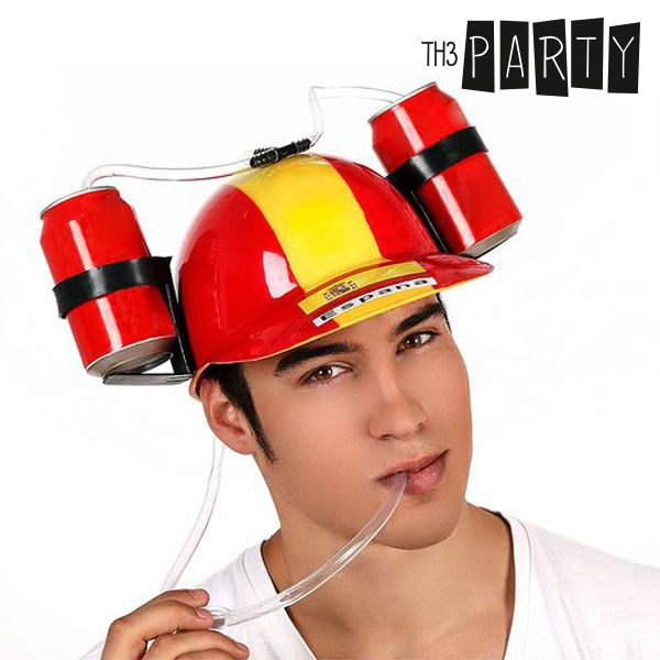 Helmet with drink holder Th3 Party 9258