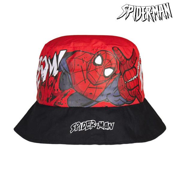 Klobouk Spiderman 7936 (54 cm) Červený