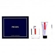 Zestaw Perfum dla Mężczyzn Luna Rossa Prada (3 pcs)