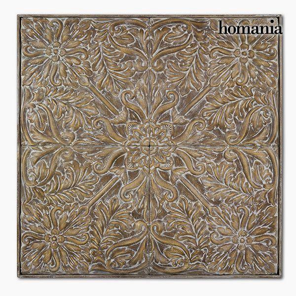 Obraz Kartki (94 x 3 x 94 cm) by Homania