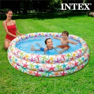 Nafukovací Bazének Hvězdice Intex (Ø 168 cm)