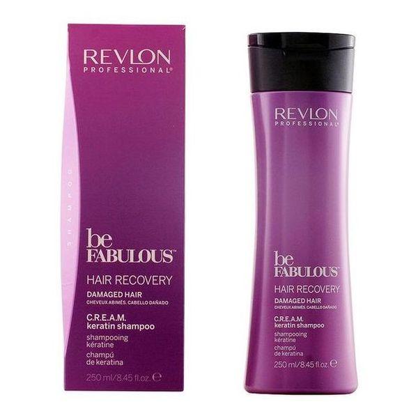 Šampon s keratinem Be Fabulous Revlon