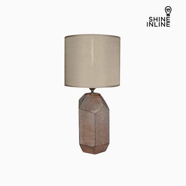 Stolní Lampa Kaštanová (30 x 30 x 61 cm) by Shine Inline