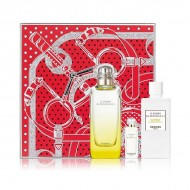 Souprava sdámským parfémem Le Jardin De Monsieur Li Hermès (3 pcs)