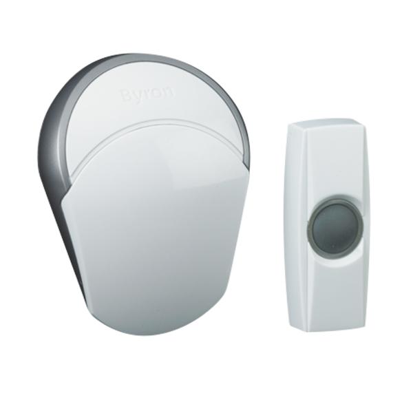 Bezprzewodowy Dzwonek do Drzwi z Przyciskiem Smartwares