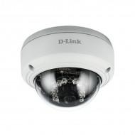 IP Kamera D-Link DCS-4603 Domo FHD PoE (H/V/D): 96° / 54° / 108° Zoom 10x Bílý