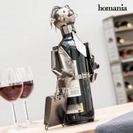 Kovový Stojan na Víno Businessman Homania
