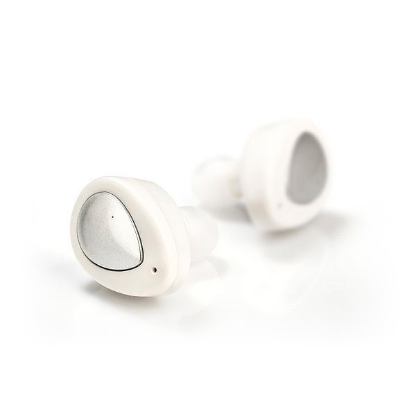 Sportovní sluchátka CoolBox 222115 Bluetooth Bílý