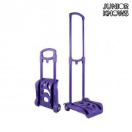 Składany Stojak na Plecaki-Wózek Junior Knows 25011