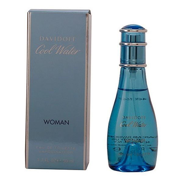 Women's Perfume Cool Water Woman Davidoff EDT - 30 ml