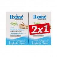 Szappan Készlet Gentle Exfoliating Lixoné (2 pcs)