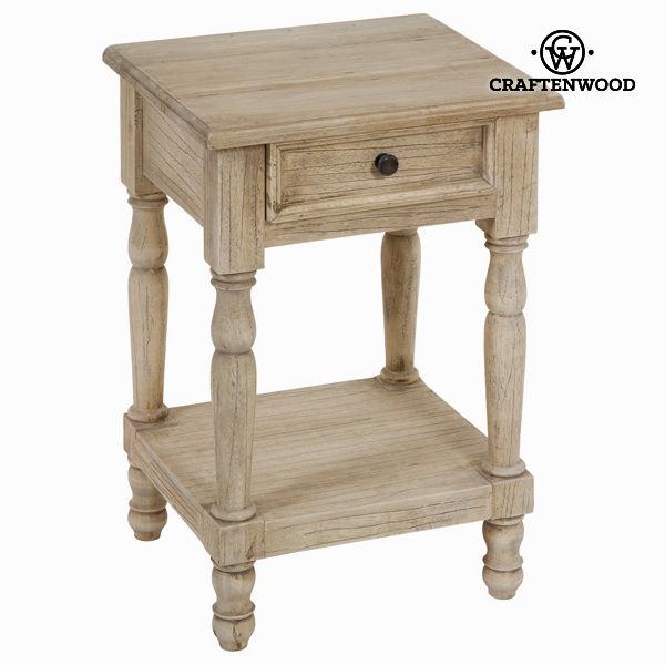 Noční stolek Dřevo mindi (59 x 40 x 35 cm) - Pure Life Kolekce by Craftenwood