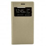 Torba Book Ref. 87794 Samsung S6 Złoty