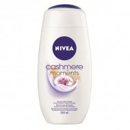 Żel pod Prysznic Care And Cashmere Nivea (250 ml)